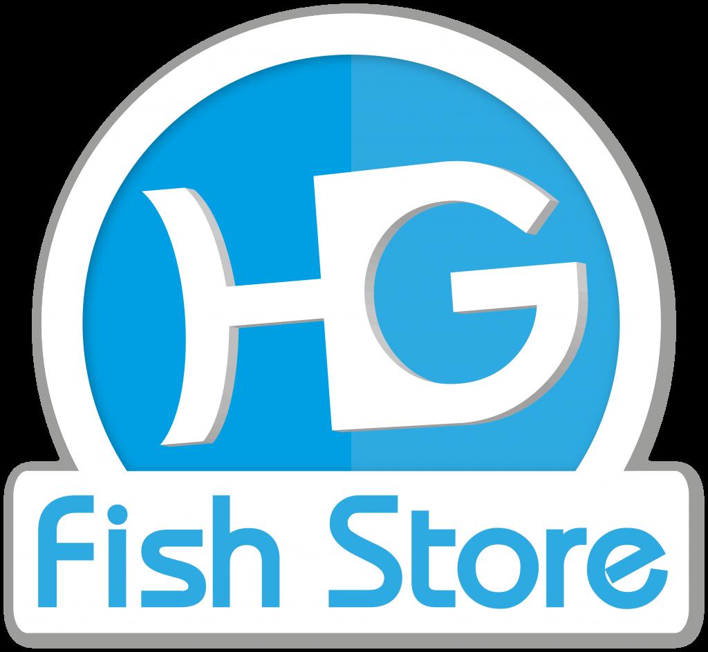 HG Fish Store - Logo 2