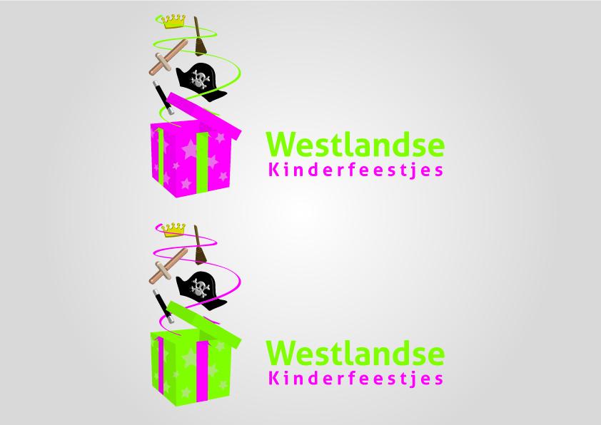 Westlandse Kinderfeestjes Logo V3